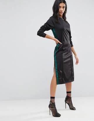 Asos Sports Midi Dress