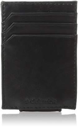 Columbia Men's Eckley RFID Blocking Slim Front Pocket Wallet