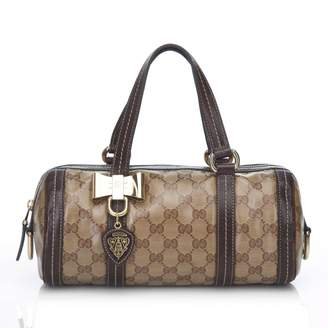 Gucci Cloth Handbag