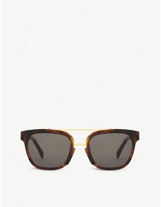 RetroSuperFuture RETRO SUPER FUTURE Akin tortoiseshell square-frame sunglasses