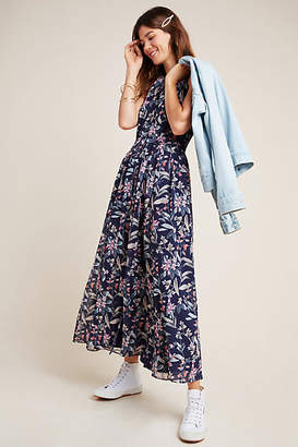 Gal Meets Glam Siena Floral Maxi Dress