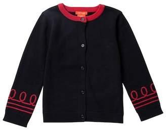 Joe Fresh Cadet Cardigan Sweater (Toddler & Little Girls)