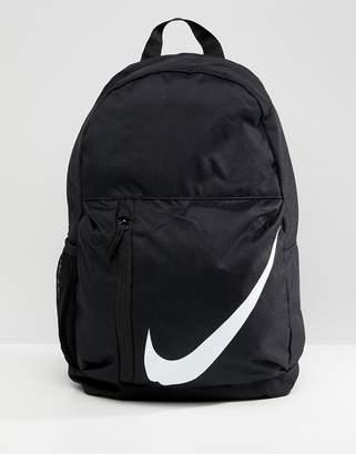 Nike Black Large Swoosh Logo Backpack 87be17df79c79