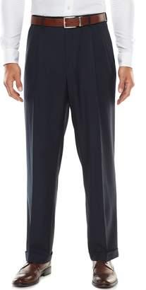 Croft & Barrow Men's Classic-Fit Navy True Comfort Suit Pants