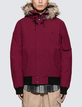 Polo Ralph Lauren Down Bomber Jacket