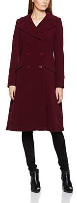 Jacques Vert Women's Fit and Flare Coat