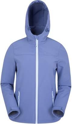 Warehouse Mountain Exodus Womens Softshell Jacket - Cool Summer Coat