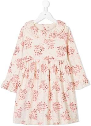 Bonpoint Flavie floral dress