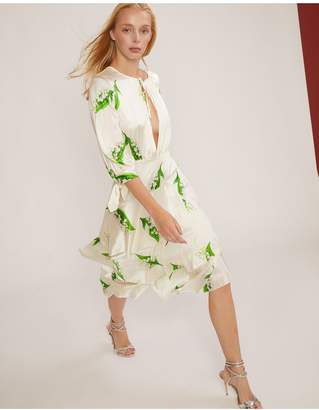 Cynthia Rowley Florence Lily Of The Valley Dress