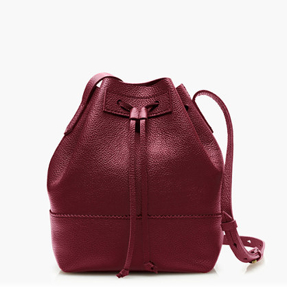 Downing bucket bag