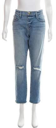 Frame Le Boy High-Rise Jeans