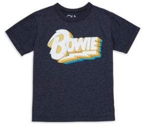 Chaser Little & Big Boy's David Bowie T-Shirt