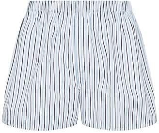 Sunspel Stripe Boxer Shorts