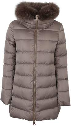 Herno Fur Collar Down Jacket