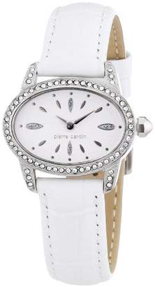 Pierre Cardin Women's Quartz Watch Charme PC104202F02 with Leather Strap