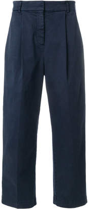 YMC high-waist tailored trousers