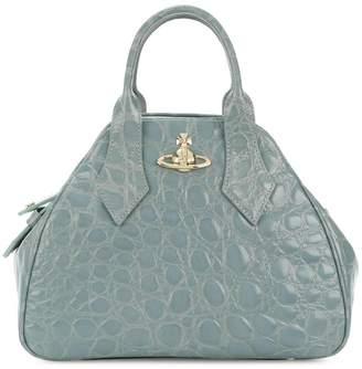 Vivienne Westwood embossed shoulder bag