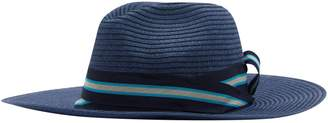 Sensi Studio Panama hat with ribbon
