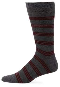 Saks Fifth Avenue COLLECTION Striped Socks