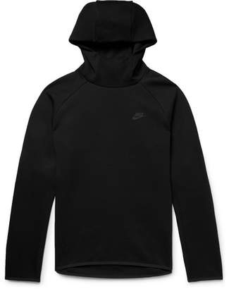 Nike Cotton-Blend Tech Fleece Hoodie