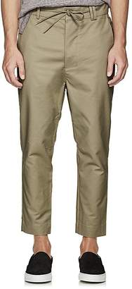 Chapter MEN'S STRETCH-COTTON DRAWSTRING TROUSERS