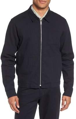 YMC Bowie Zip Front Shirt Jacket