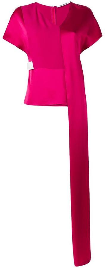 ChalayanChalayan Stepped Tunic blouse