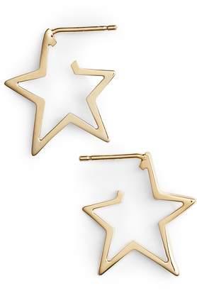 Jennifer Zeuner Jewelry Sade Star Huggies