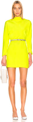 A.L.C. Marin Dress in Neon Yellow | FWRD