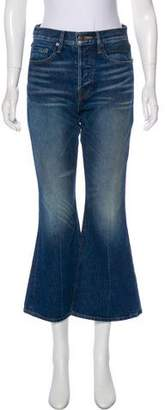 Frame High-Rise WideLeg Jeans w/ Tags
