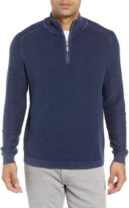 Tommy Bahama Island Tide Half Zip Pullover