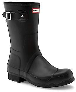 Hunter Men's Men's Original Short Rain Boots