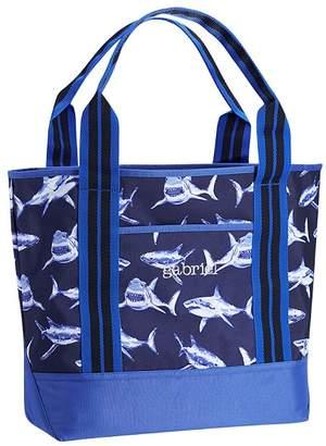 Pottery Barn Kids Mackenzie Navy Shark Backpacks