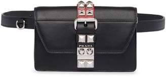 Prada Elektra leather belt bag