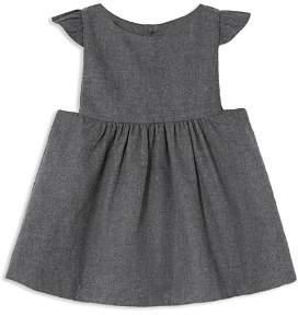 Jacadi Girls' Flannel Pinafore Dress - Baby