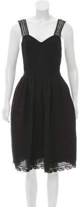 ALICE by Temperley Sleeveless Midi Dress