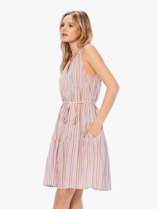 XiRENA Elouise Dress - Copper Blush