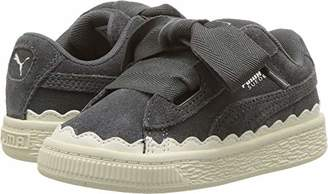 Puma Baby Suede Heart Rubberized Kids Sneaker