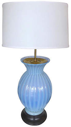 One Kings Lane Vintage Murano Table Lamp by Marbro
