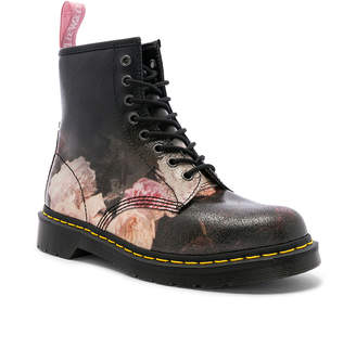Dr. Martens x New Order 1460 Power & Corruption in Black & White | FWRD