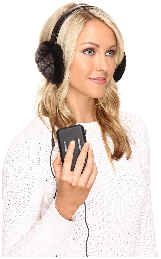 UGG UGG Wired Quilted Croft Frosted Earmuff