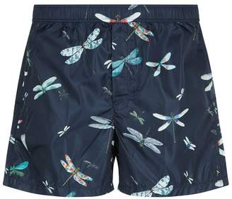 Valentino Dragonfly Swim Shorts