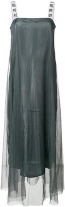 I'M Isola Marras flared maxi dress