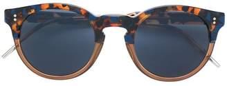 Dolce & Gabbana Eyewear polarized round-frame sunglasses
