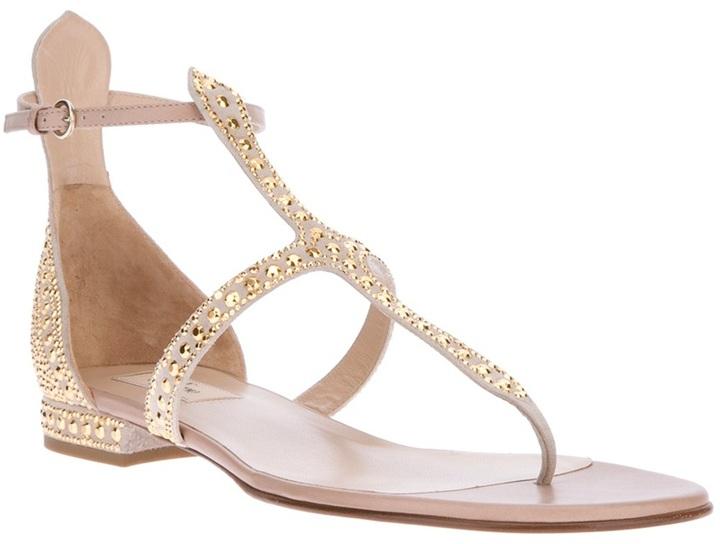 Valentino Garavani embellished sandal