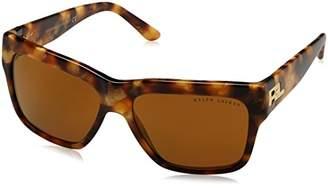 Ralph Lauren Sunglasses Women's Acetate Woman Square Sunglasses