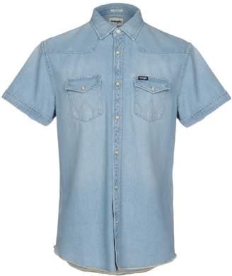 Wrangler Denim shirts - Item 42693027PX