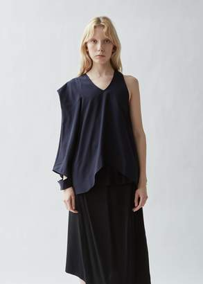 J.W.Anderson Asymmetric Patch Pocket Top