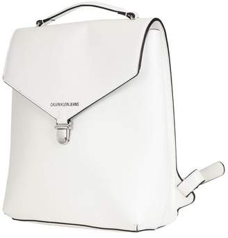 bd2c0af454 Calvin Klein Jeans Faux Leather Bags For Women - ShopStyle UK