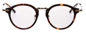 Gentle Monster Tortoiseshell Round Eyeglasses
